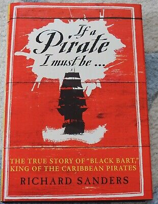 PIRATE Black Bart, King of the Caribbean Pirate piracy biography HB/DJ