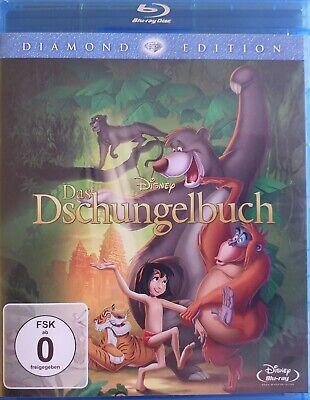 Blu-ray - DAS DSCHUNGELBUCH (Diamond Edition) - Disney - Disney Film