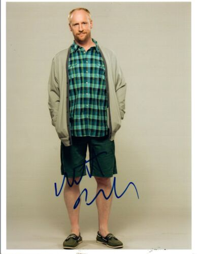 Matt Walsh Signed Autographed 8x10 Photo Veep Old School COA VD