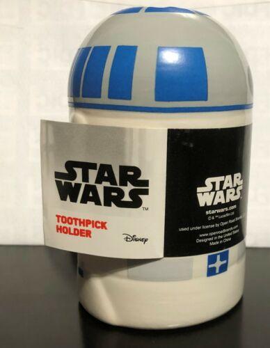 Star Wars R2D2 Ceramic Toothpick Holder