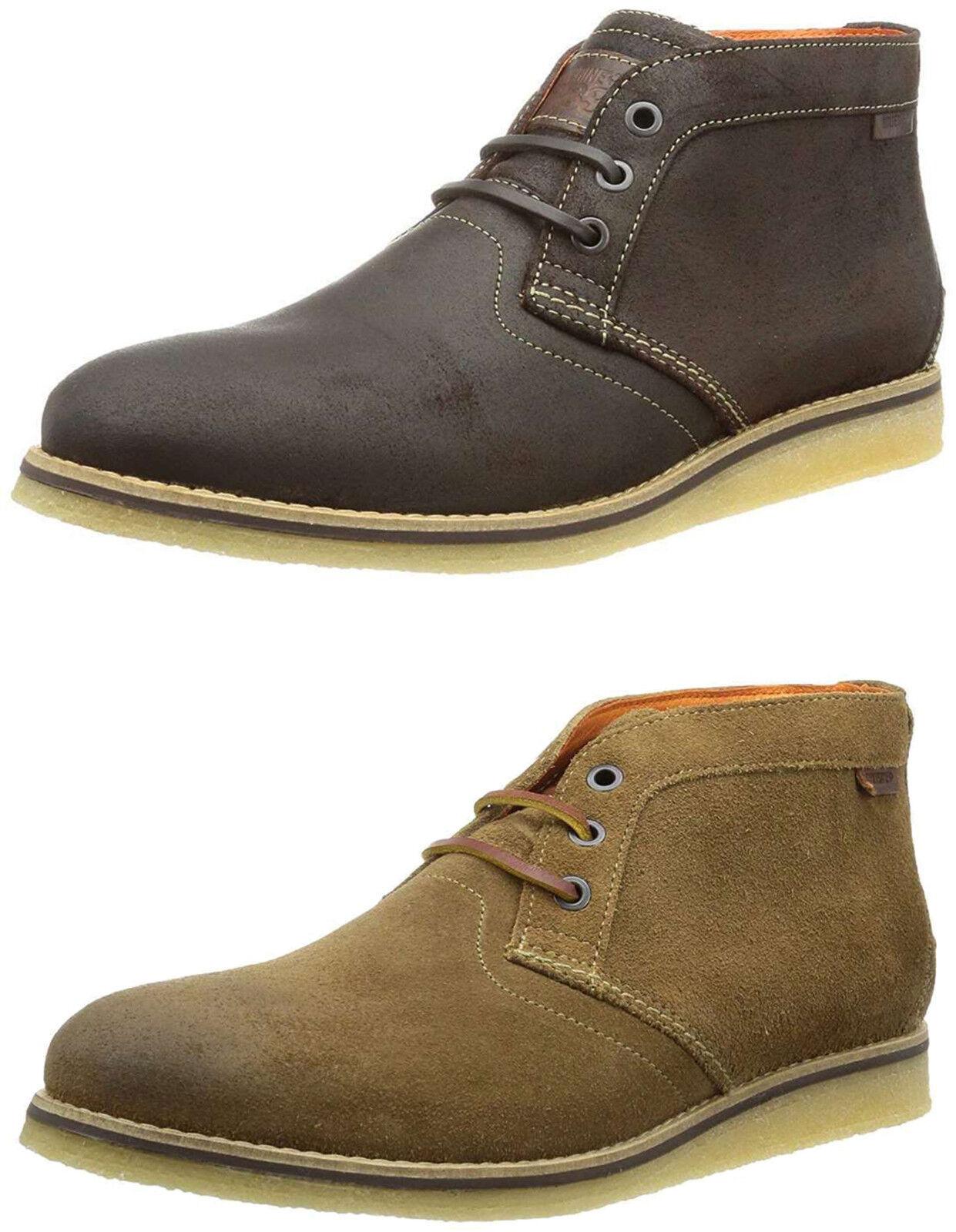 b9d0ddf385f Wolverine Men's Julian Plain Chukka Handmade Leather Winter Boots