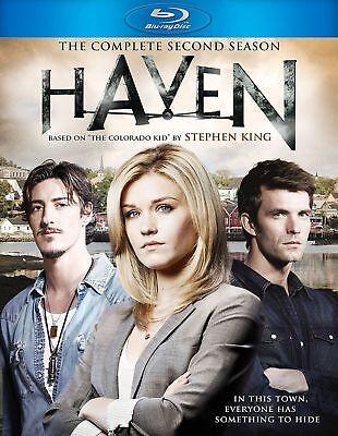 Haven  Season 2  Blu Ray
