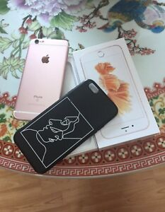 iPhone 6S Rose Gold 128GB unlocked