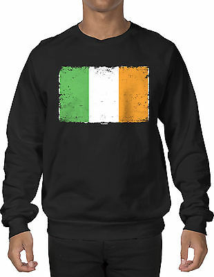 Ireland Irish Flag Crewneck Sweatshirt