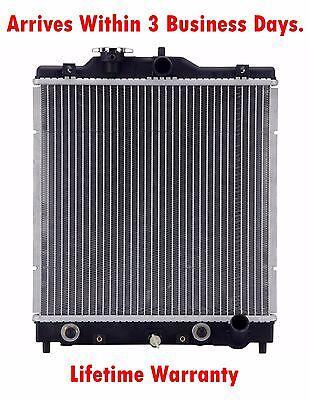 New Radiator For Civic 92-00 Del Sol 93-97 EL 1.5 1.6 L4 Lifetime Warranty