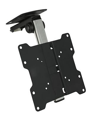 "Mount-It Ceiling and Kitchen Under Cabinet TV Folding Bracket for 17-37/"" TV"