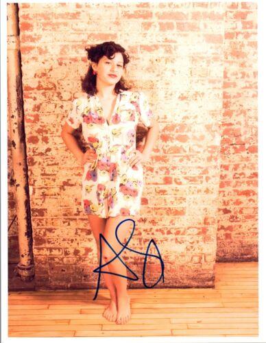 Alia Shawkat Signed Autographed 8x10 Photo Arrested Development COA VD
