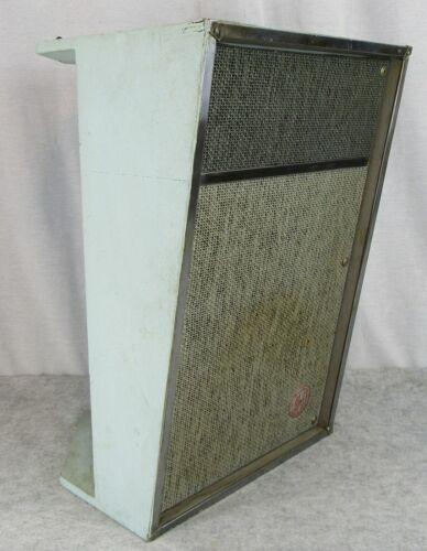Vintage High Fidelity SEEBURG Jukebox Hanging Wall or Corner Speaker RARE