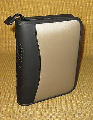 Pocket 1 Rings New Beige Sport Durable Franklin Covey Zipper Plannerbinder