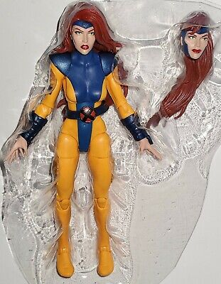 "Marvel Legends JEAN GREY 6"" Figure #2 Phoenix Jim Lee Uncanny XMEN Love Triangle"