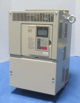 Yaskawa Cimr-p7u4030 Varispeed P7 Ac Drive 480v 67.2a . Warranty