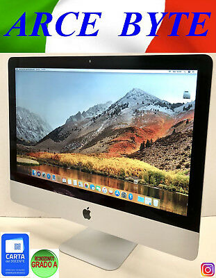 "Apple IMAC 21.5 "" Slim Intel Core i5 Billable 8GB 1TB Video Card 1536 MB"