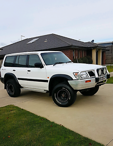 1997 GU Nissan Patrol Traralgon Latrobe Valley Preview