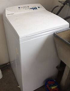 Fisher & Paykel 5.5kg Washing Machine Randwick Eastern Suburbs Preview