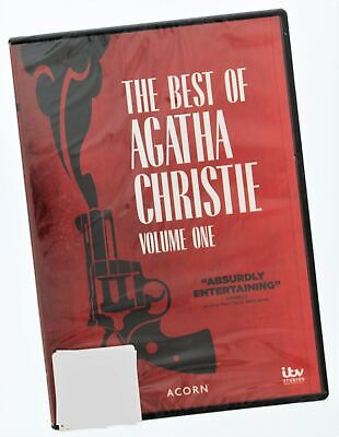 The Best of Agatha Christie Volume One DVD Mystery