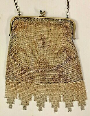 1920s Handbags, Purses, and Shopping Bag Styles ANTIQUE 1920's 6
