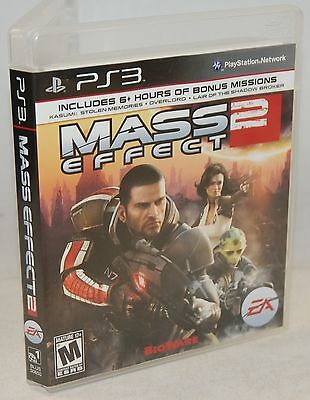 PS3 Mass Effect 2 Video Game Backstory Action-Packed Suicide Mission Dark Horse