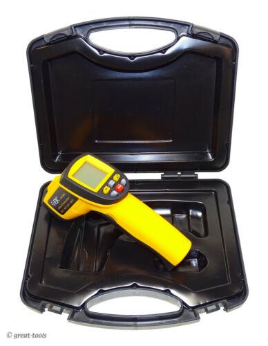 DIGITAL INFRARED THERMOMETER – laser temperature gun – automotive tool - HVAC