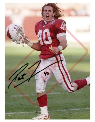 8.5x11 Autographed Signed Reprint RP Photo Pat Tillman Arizona Cardinals