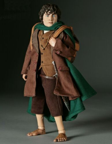 Sideshow Collectibles Lord of the Rings Frodo Baggins Action Figure 1/6 Scale