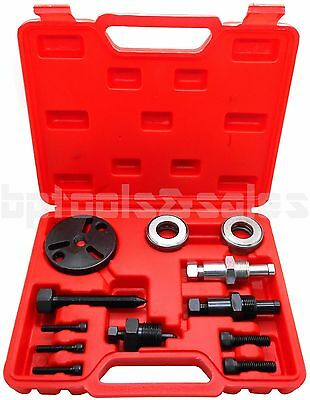 A/C Compressor Clutch Remover Kit Puller Installer Auto Air Conditioning Tool
