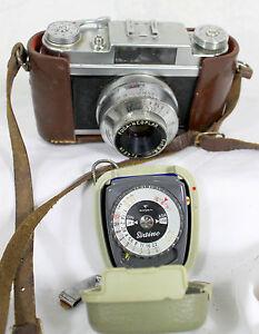 appareil photo marque foca avec son posem tre marque sixtimo gossen appareil pho ebay. Black Bedroom Furniture Sets. Home Design Ideas
