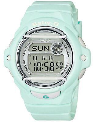 Casio BG169R-3 Baby G Women's Watch Light Mint 46mm