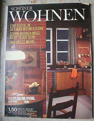 Schöner Wohnen  Zeitschrift  März 1964