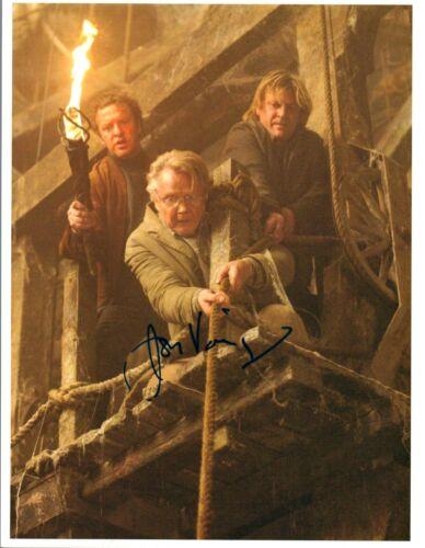 Jon Voight Signed Autographed 8x10 Photo Midnight Cowboy Ray Donovan COA VD
