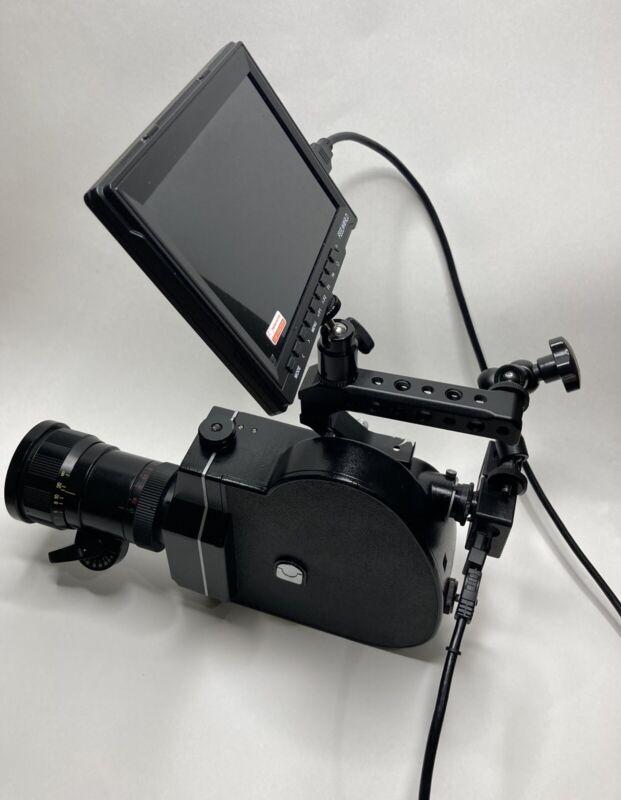 Krasnogorsk 3 super16 K-3 / 1,85:1 - CONVERTED Movie K3 Ultra16 assistant