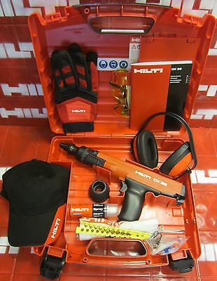 Hilti Dx 36 Brand New Free Extras Strong Original The Best Fast Shipping