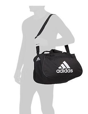 Small Gym Bags (NWT ADIDAS DIABLO SMALL DUFFEL Gym Bag For Women/Men/Big Boy Classic)