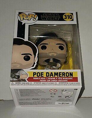 Poe Dameron #310 (The Rise of Skywalker): Funko Pop Star Wars