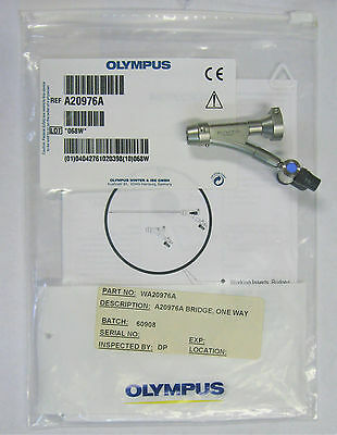 Olympus A20976a Telescope Bridge Urological Instrument