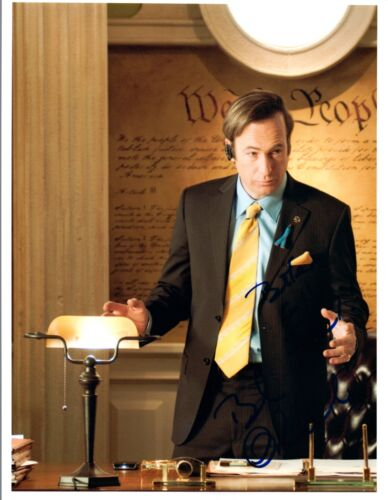Bob Odenkirk Signed Autographed 8x10 Photo Better Call Saul Breaking Bad COA VD