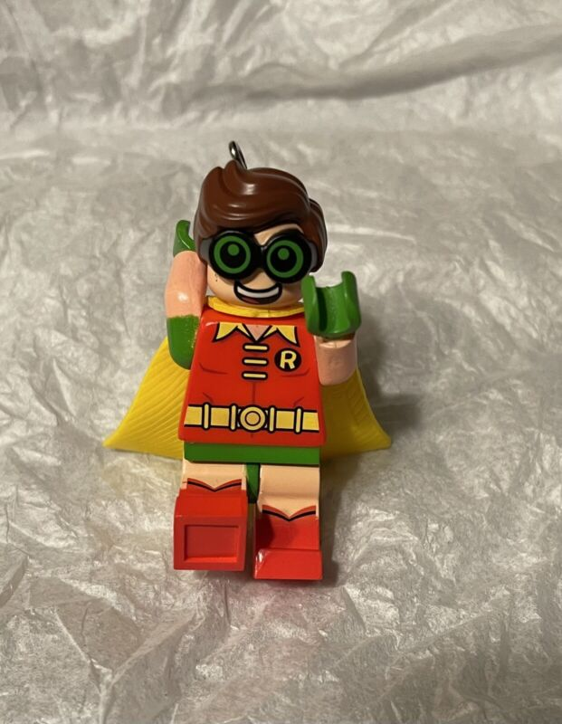 Hallmark  Lego Robin  The Lego Batman Movie  Keepsake Ornament 2019