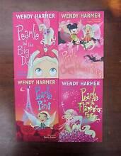 BULK LOT ~ 4 PEARLIE #2, 12, 14, 15 Wendy Harmer ~ 1st Ed SC NEW Perth Region Preview