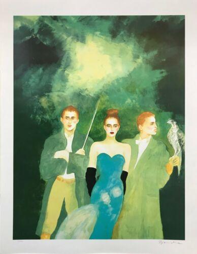 "Joanna Zjawinska ""breathless"" 1993 | Signed & Numbered | Make An Offer | Gallart"