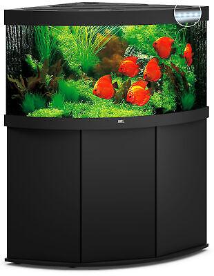 JUWEL Trigon 350 LED Eck-Aquarium mit Unterschrank