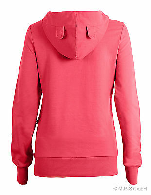 Sublevel Damen Sweatshirt Kapuze mit Ohren Eight2Nine