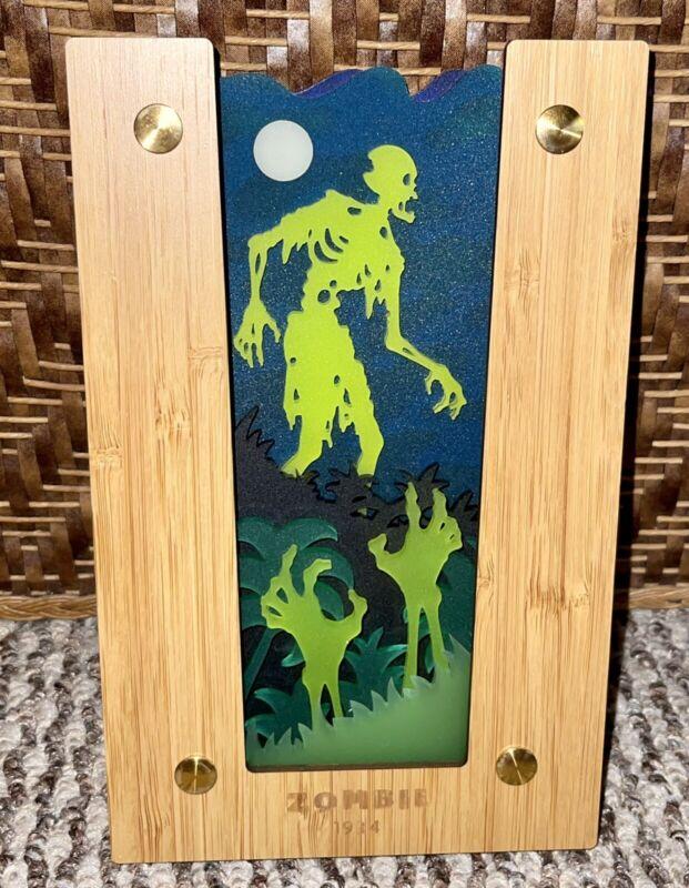 Vantiki Tiki Library Of Libations Volume 3 Zombie Diorama Sold Out #195/200