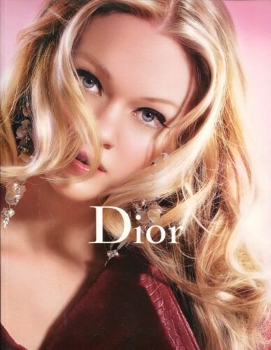 DIOR Catalog ~~ Fall Winter 2005 Collection ~~ H-1-2