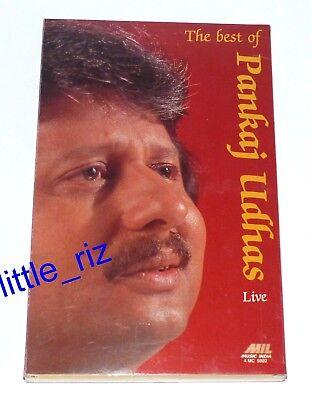The Best of Pankaj Udhas Live - 4 x Bollywood Indian Ghazals Cassettes (not (Best Of Pankaj Udhas Ghazals)