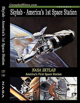 NASA Skylab - America's 1st Space Station Free Shipping USA
