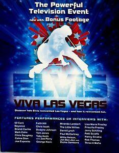 Elvis Presley: Viva Las Vegas DVD,NEW! FREE SHIP! BEYONCE,BON JOVI,TOM JONES!!