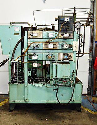 Turchan Hydraulic Power Supply Unit 25hp Modhd293 15230lr