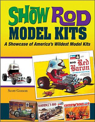 Show Rod Model Kits  - Book CT531