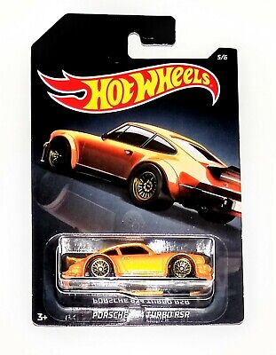 Porsche 934 Turbo RSR Hot Wheels 2018 Mattel 1:64 Scale Car Walmart Exclusive