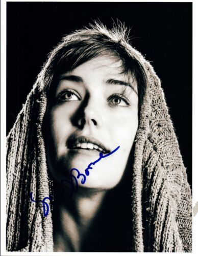 Megan Boone Signed Autographed 8x10 Photo The Blacklist COA VD