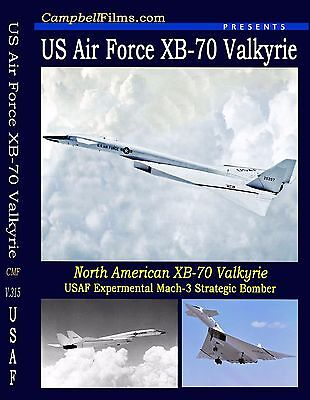 North American XB-70 Valkyrie Experimental Super Sonic Bomber